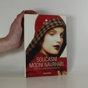 náhled knihy - Současní módní návrháři