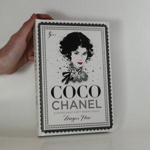 náhled knihy - Coco Chanel. Ilustrovaný svět módní ikony