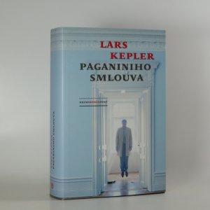náhled knihy - Paganiniho smlouva