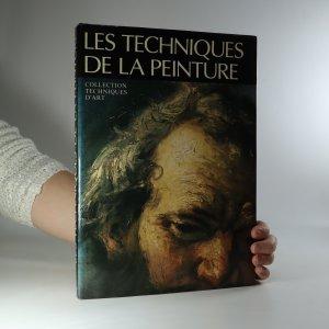náhled knihy - Les Techniques de la peinture