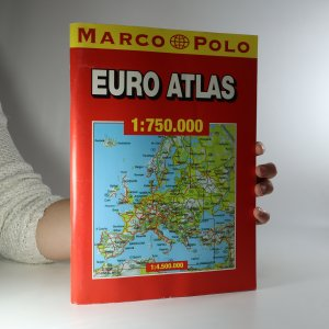 náhled knihy - Euro Atlas