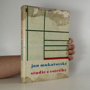 náhled knihy - Studie z estetiky