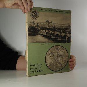 náhled knihy - Motoristé, poznejte svoji vlast (bez tiráže)