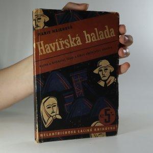 náhled knihy - Havířská balada
