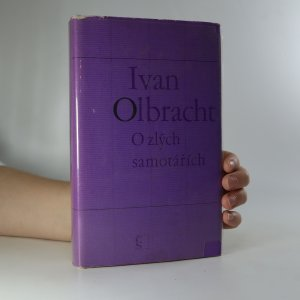 náhled knihy - O zlých samotářích