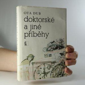 náhled knihy - Doktorské a jiné příběhy