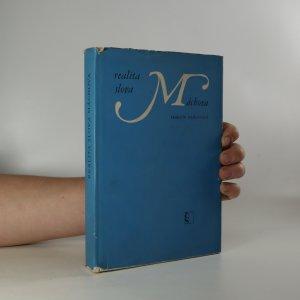 náhled knihy - Realita slova Máchova. Sborník pojednání