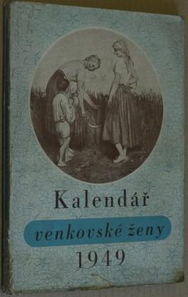 náhled knihy - Kalendář venkovské ženy