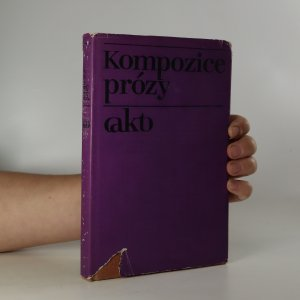 náhled knihy - Kompozice prózy. Sborník sovětských prací z dvacátých let