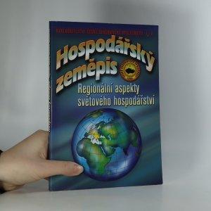 náhled knihy - Hospodářský zeměpis