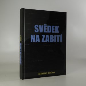 náhled knihy - Svědek na zabití