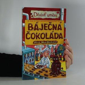 náhled knihy - Báječná čokoláda