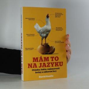 náhled knihy - Mám to na jazyku