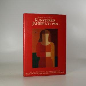 náhled knihy - Kunstpreis Jahrbuch 1998. Band 2