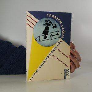 náhled knihy - Wie Micky unter die Nazis fiel