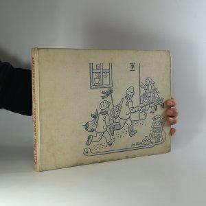 náhled knihy - Chlapec a hvězdy. Verše k obrazům a k obrázkům Josefa Lady (viz stav)
