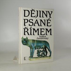 náhled knihy - Dějiny psané Římem