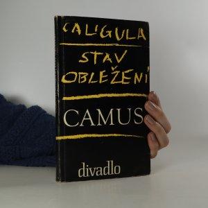 náhled knihy - Caligula. Stav obležení (v jednom svazku)