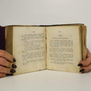 antikvární kniha Pařížští mohikáni. Salvator. 1. - 3. díl, 1863