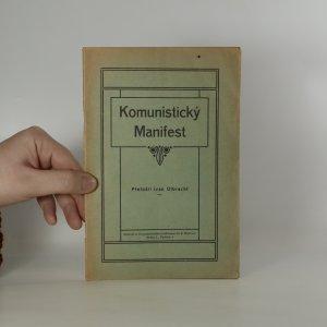 náhled knihy - Komunistický Manifest