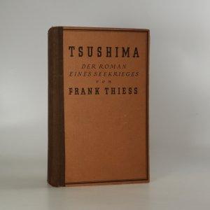náhled knihy - Tsushima. Der Roman eines Seekrieges