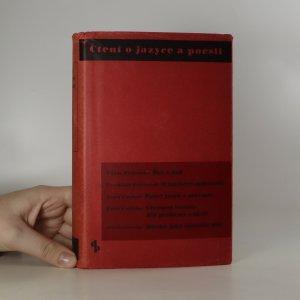 náhled knihy - Čtení o jazyce a poesii. 1. díl.
