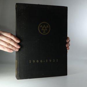 náhled knihy - Fünfundzwanzig Jahre Berg- und Hüttenwerks-Gesellschaft 1906-1931 (je cítit kouřem)