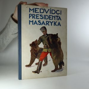 náhled knihy - Medvídci presidenta Masaryka