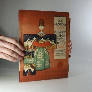 náhled knihy - Pohádky japonských dětí
