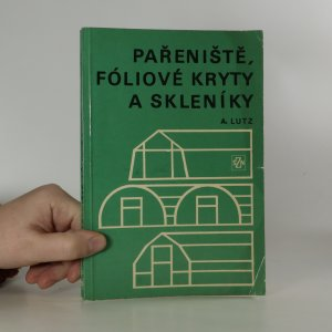 náhled knihy - Pařeniště, fóliové kryty a skleníky
