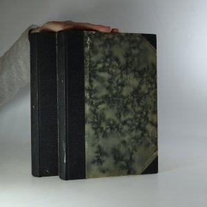 náhled knihy - Slovenské pohľady. Časopis pre literatúru a umenie. Rok 1926. Ročník 42. Číslo 1-11. (2 svazky, je cítit zatuchlinou)