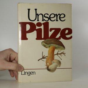 náhled knihy - Unsere Pilze