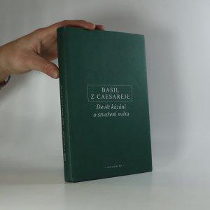 náhled knihy - Devět kázání o stvoření světa. Řecko-české vydání