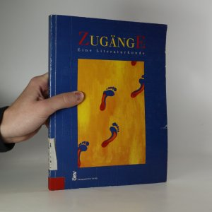 náhled knihy - Zugänge Eine Literaturkunde