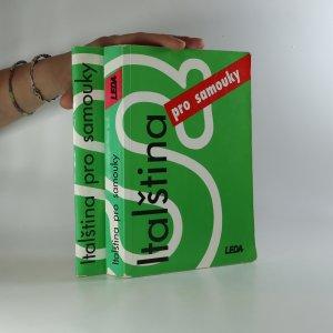 náhled knihy - Italština pro samouky + Klíč a slovník