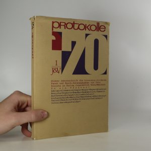 náhled knihy - Protokolle 70
