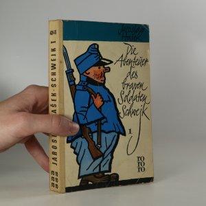 náhled knihy - Die Abenteuer des braven Soldaten Schwejk (1. díl)