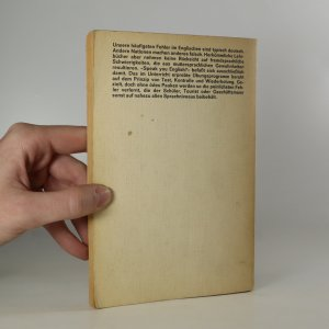antikvární kniha Speak you English?, 1974