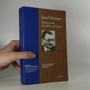 náhled knihy - Philologische Schriften und Briefe