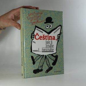 náhled knihy - Čeština, jak ji znáte i neznáte
