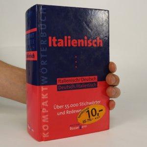 náhled knihy - Kompaktwörterbuch. Italienisch