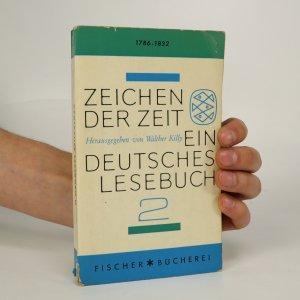 náhled knihy - Zeichen der Zeit. Ein Deutsches Lesebuch 2