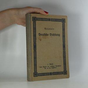 náhled knihy - Deutsche Dichtung. Band 1