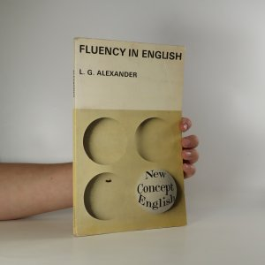 náhled knihy - Fluency in English
