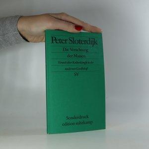 náhled knihy - Die Verachtung der Massen