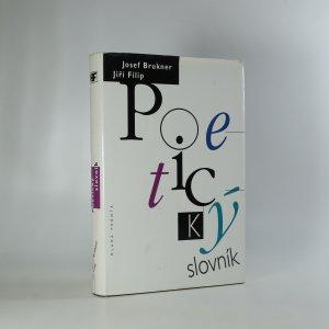 náhled knihy - Poetický slovník