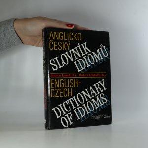 náhled knihy - Anglicko-český slovník idiomů. English-Czech Dictionary of Idioms