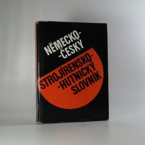náhled knihy - Německo-český strojírensko-hutnický slovník