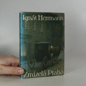 náhled knihy - Zmizelá Praha