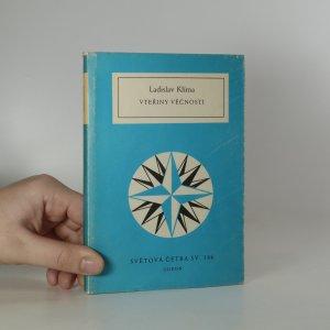 náhled knihy - Vteřiny věčnosti